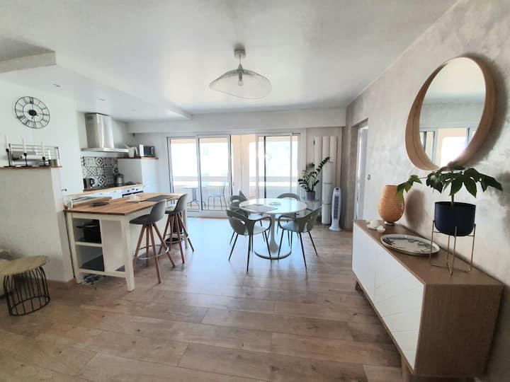 Appartement T2, Calme et Lumineux (hyper Centre)