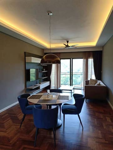Inncomfy Vista Residences @Genting 8-11 pax