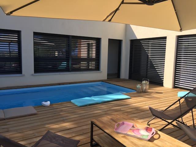 villa costa venturi - Zonza - Huis