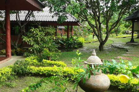 Banrai Eco Lodge - stay in nature - Mae Rim,