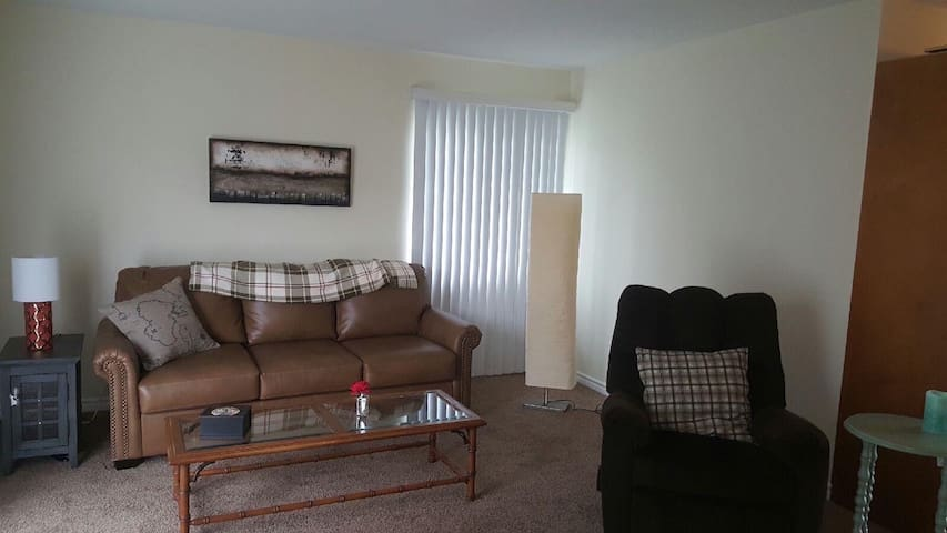 Large 1  bedroom  Apt.