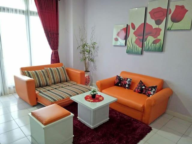 Comfort Space for Family in Jogja