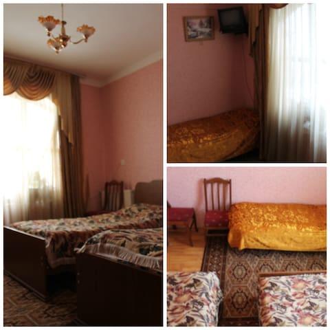 guesthouse  kavkasioni-33 - Telavi - Rumah