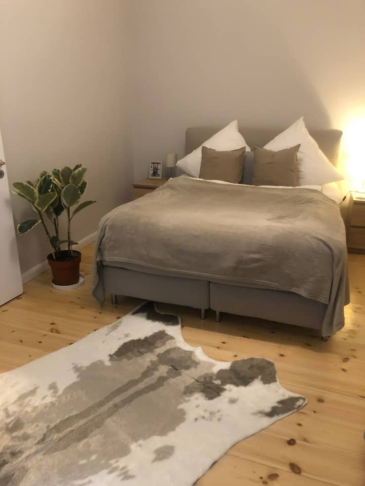 Beautiful and cosy 2 room apartment