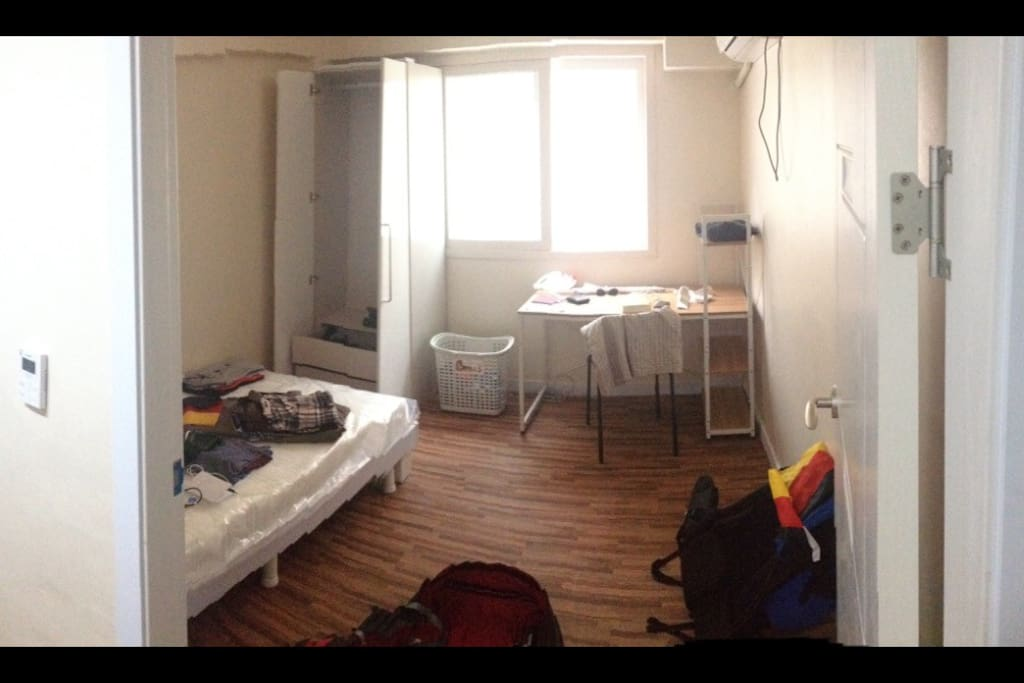 Panorama Picture of the Apartment (right part)