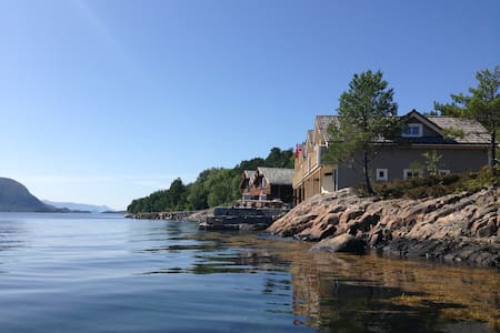 Peaceful seacabin, Ålesund-You wouldn't miss this! - Ørskog kommune - キャビン