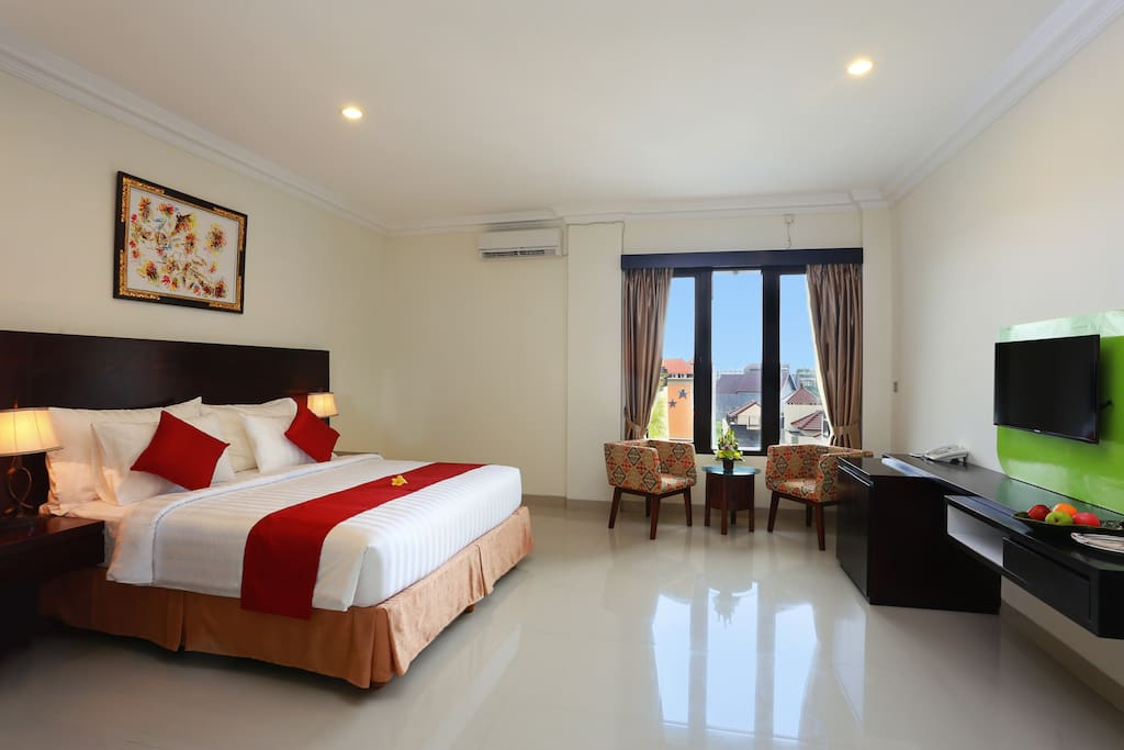 Deluxe Room with 1 Double Bed