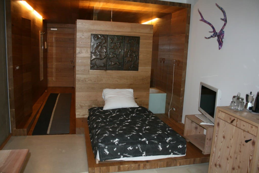 Living kampill appartamenti in affitto a bolzano for Appartamenti in affitto arredati a bolzano