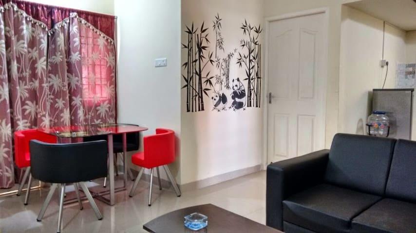 Chennai Tambaram furnshd apartment - Chennai - Appartement