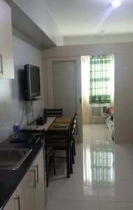 Simple condo rm 5minute walk to MOA - Pasay