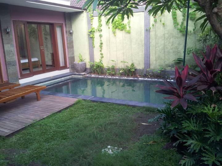 Unique Pool Villa in Seminyak