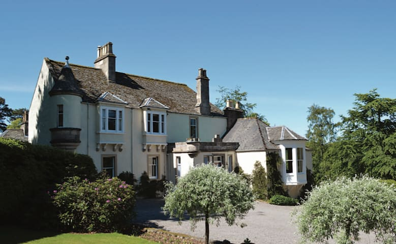 Craigellachie Lodge Speyside - Craigellachie - Bed & Breakfast