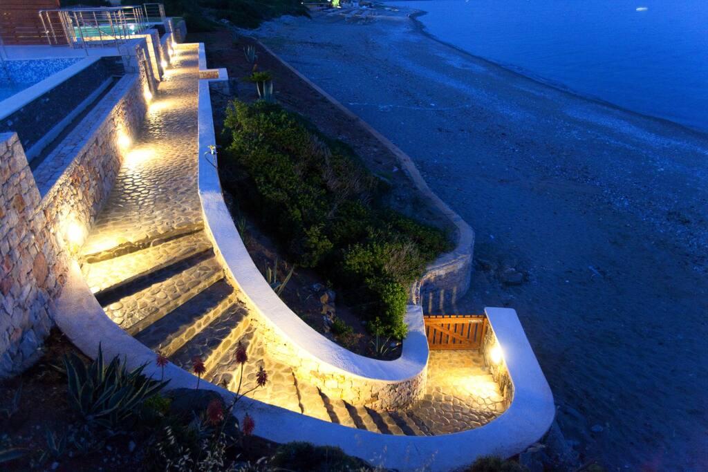 Rhodes Beach Villa, Kiotari