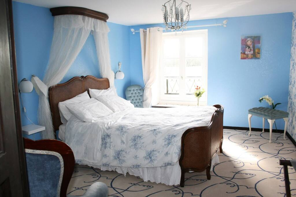 Romantique Chambre Vintage Bed Breakfasts For Rent In Grand Fougeray Bretagne France