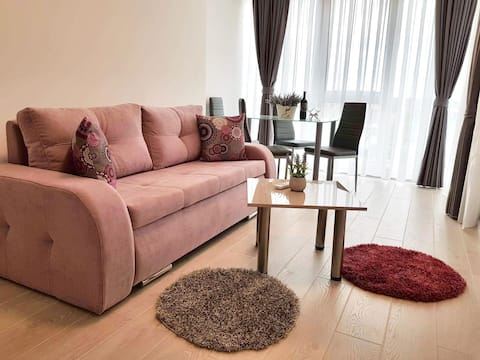 Brand new apartment in Rebreanu Towers Residence