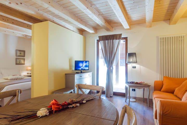 Nice apartment in Limone Piemonte - Limone Piemonte - Apartment