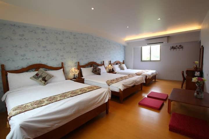 松滿緣渡假民宿103 Xi-Yuan Family Room(6 Adults)