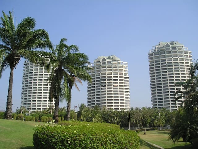 Luxury condo on a Golf course! - Bang Saen - Sri Racha - Pis