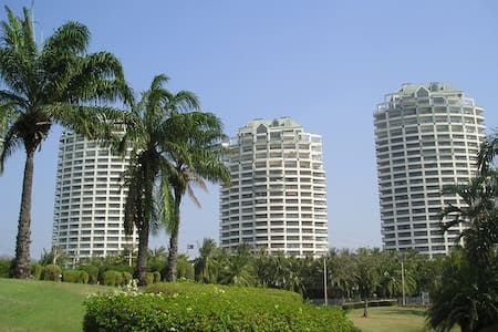 Luxury condo on a Golf course! - Bang Saen - Sri Racha