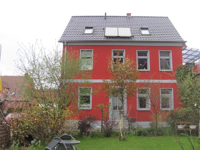 Generous and fully equipped !!! - Waren - Huis