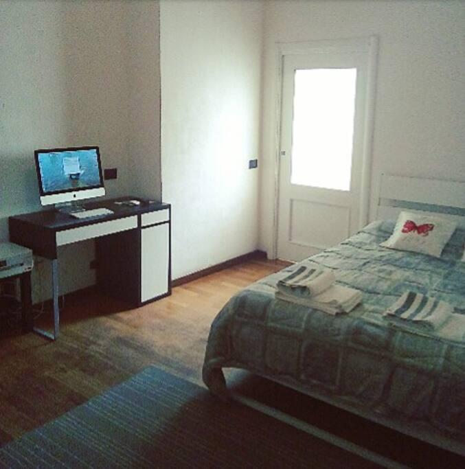 La camera da letto - your bedroom