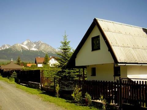 Chatka RISO - Vysoké Tatry