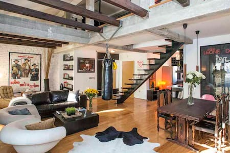 LOFT IN THE HEART OF VRACAR (125M2) - Loft