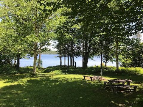 Looney Bin   Big Averill Lake