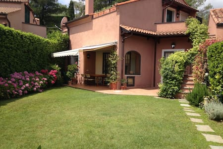 Three floor villa in the Golf Club - Garlenda - Maison