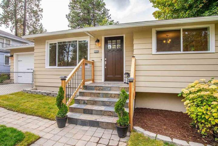 Perry District Bungalow - Spokane Events