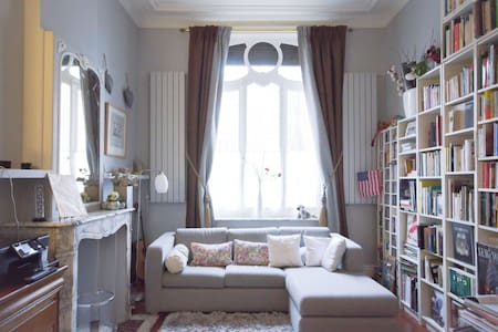 Euro 2016 ~ Charming Master's house - Tourcoing