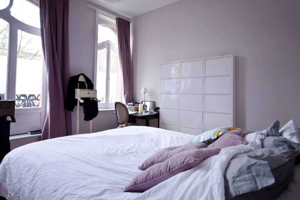 cosy and quite king size room