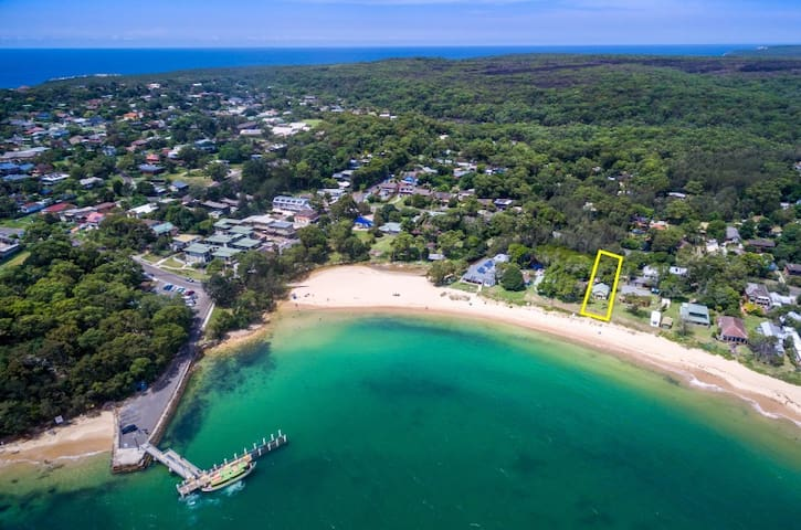 Beach house on Hordern's Beach - Bundeena - Hus
