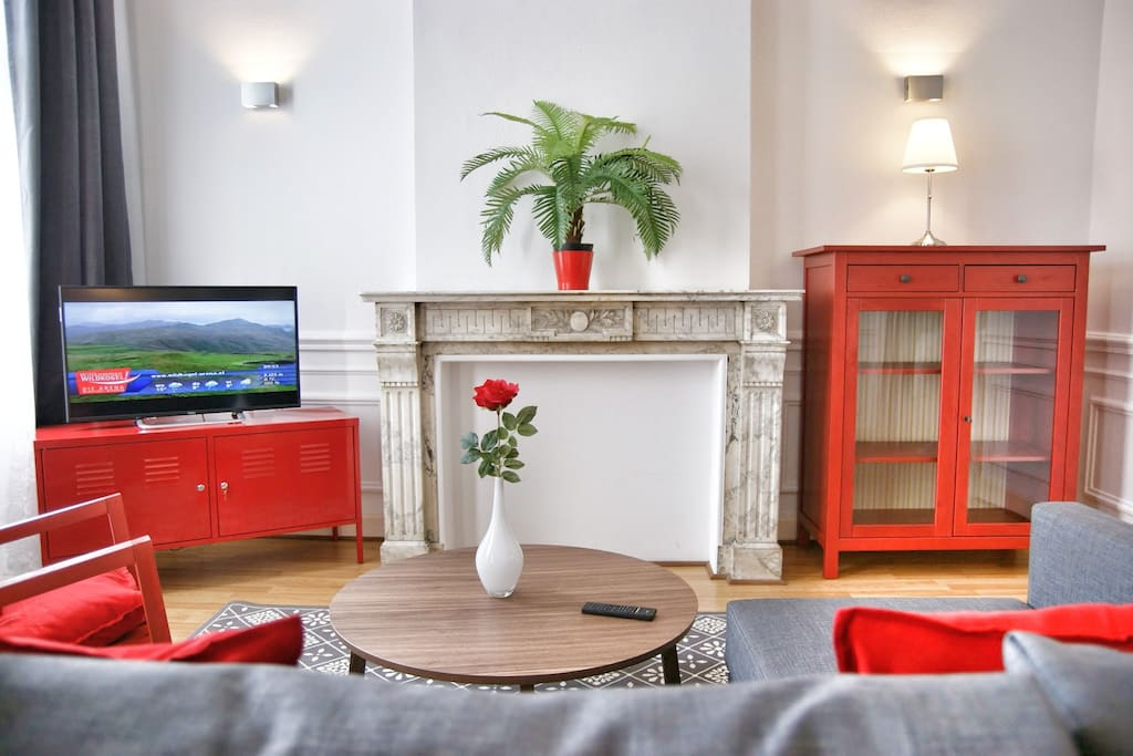 3 chambres vives 125 m emplacement central - Appartement a louer a bruxelles 3 chambres ...