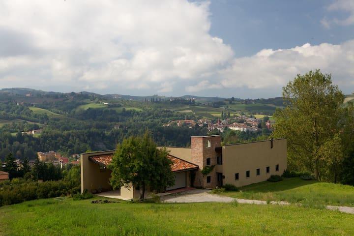 casa Valdiberti - Dogliani - Villa
