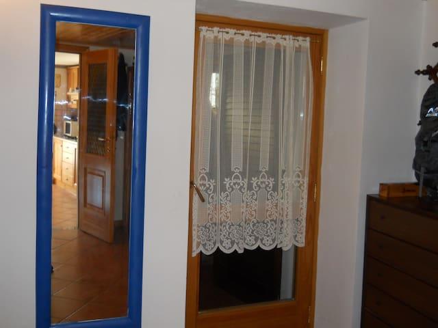 Accogliente bilocale vicino funivia - Lanzada Sondrio - Apartment