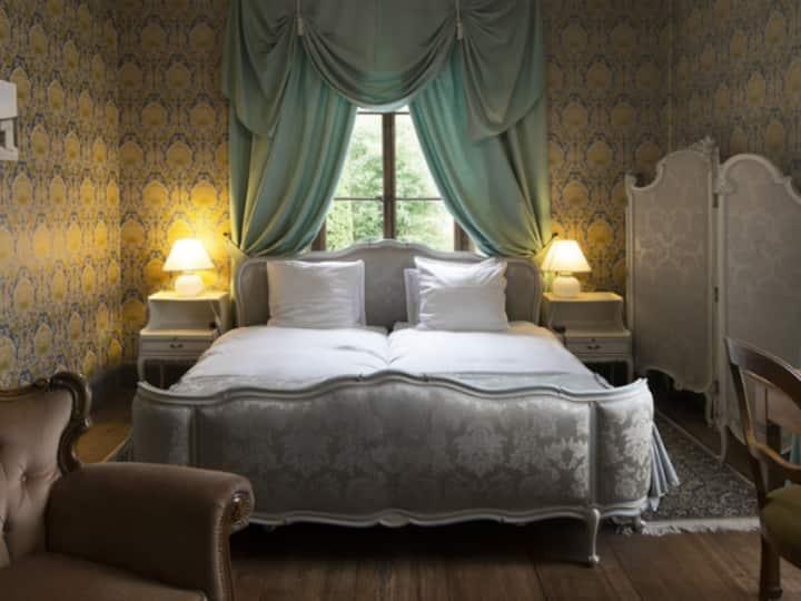 Au Vieux Manoir - Chambre double