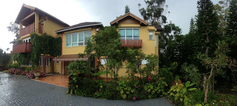 Hacienda Lepanto in Cayey, PR - Cayey - House