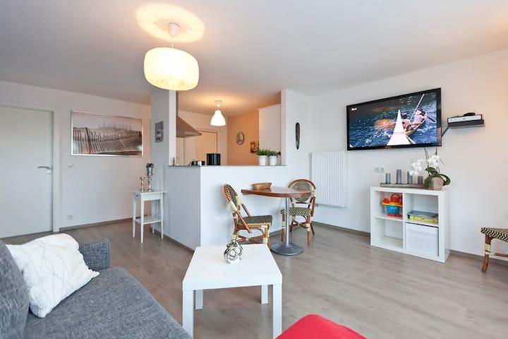 Ferienwohnung klein, Landurlaub Müritz...traumhaft - Jabel - Condominium