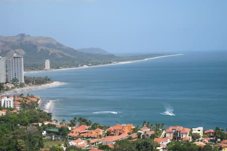 Coronado Golf, spectacular view 30th floor - Playa Coronado