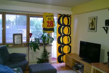 Two-room apartment in the heart of the city - Lappeenranta - Rumah