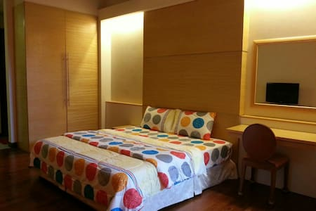 ⭐[HOT!!!]Heritage 5 star Bed + 100MBPs(Lake View)★
