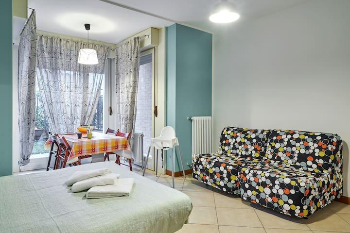 Il Borgo 6 Bergamo Città - Bergamo - Wohnung