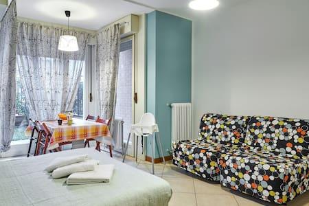 Il Borgo 6 Bergamo Città - ベルガモ - アパート