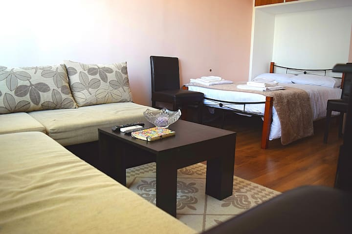 Cozy small apartment Plovdiv