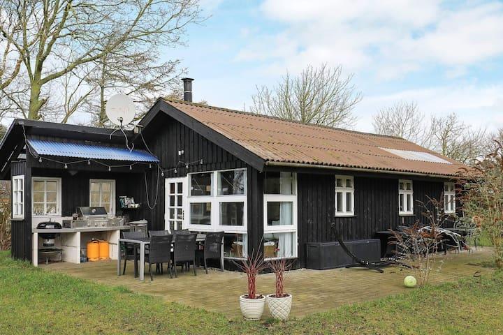 4 personas casa en Løgstør