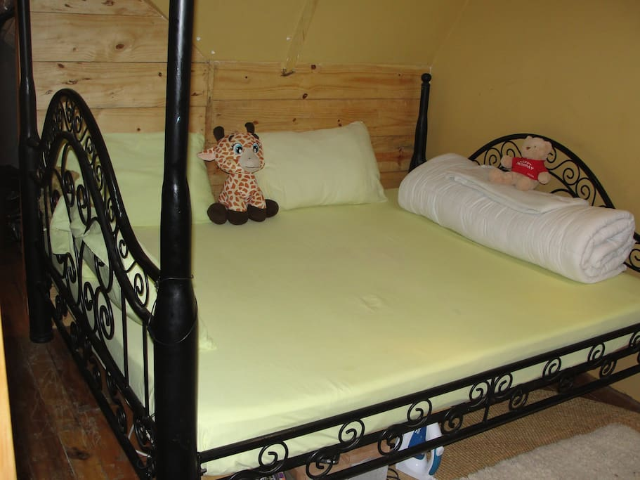 One of the room with king sized bed for couples