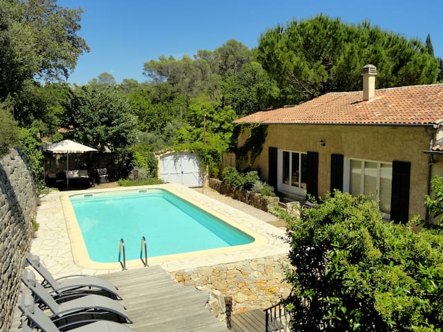 Mas Marlin; charming 5 persons holiday house - Cotignac - House