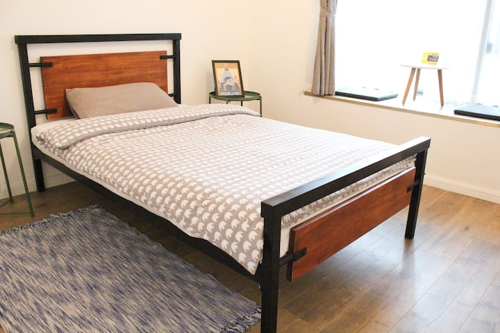 Mini Suite in personal style, 15m downtown