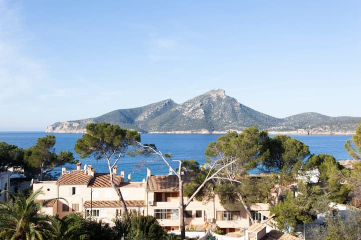 New Dragonera and Sea view - Sant Elm